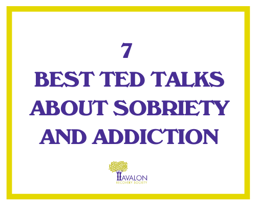 7 best TED talks about sobriety and addiction