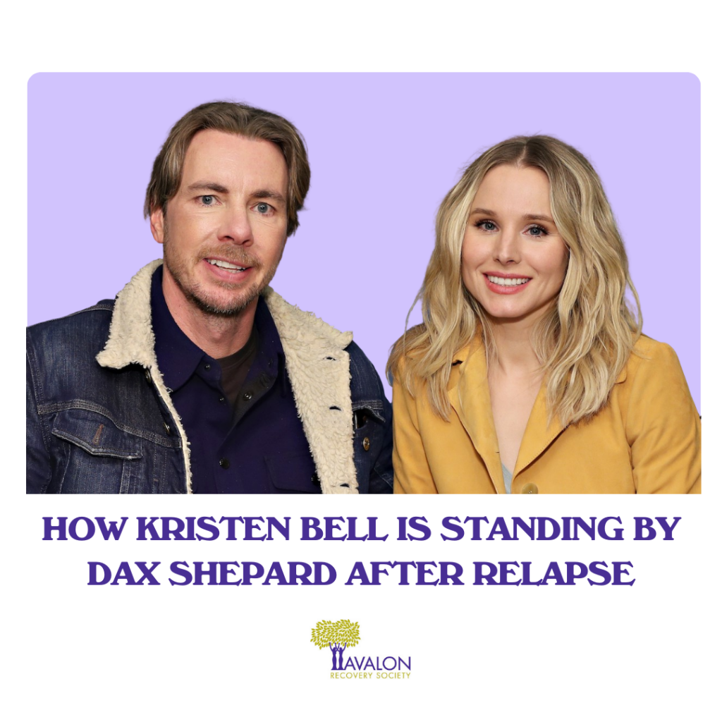 How Kristen Bell is Standing By Dax Shepard After Relapse